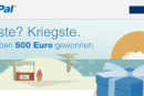 PayPal mistakenly informs users they've won 500 euros in a comedy of errors