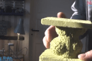 Lyneborg bot carves models of magnetic fields, dares the future to have a look (video)
