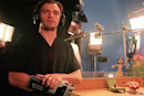 Robot Chicken animator uses modded Power Glove for work