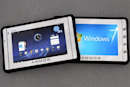 DRS unveils trio of ruggedized tablets in Windows and Android flavors
