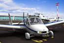 Terrafugia's flying car Transitions into a safer, better, tamer-looking personal transporter