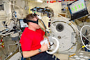 The Big Picture: Astronauts pilot a jetpack in virtual reality