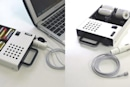 Bird Electron EP-15V charges your MacBook Air from eight C-type batteries
