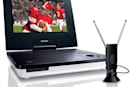 Philips crams ATSC M/H tuner into PD725 portable DVD player, intros PB9013 mobile Blu-ray player