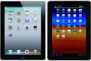 Did Apple alter photos of the Samsung Galaxy Tab 10.1 in its injunction filing?