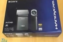 Video: Sony's TG1 / TG3E -- world's smallest 1080i camcorder unboxed, previewed