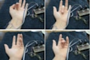 Tokyo researchers hijack your hand, help you play the koto (video)
