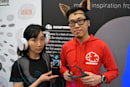 Necomimi cat ears' creators branch out into brain-controlled headphones (video)