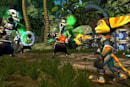Ratchet & Clank: Quest for Booty clocks in at 2.3GB