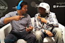 Live from the Engadget CES Stage: an interview with 50 Cent (update: video embedded)