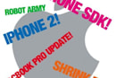 Apple Tuesday: super special MacBook Pro, iPhone SDK... or nothing at all?