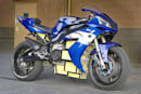 Lithium Ion motorbike prototype is emission and sound-free