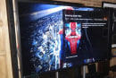 Sony's $25,000 XBR 4K LED Ultra HDTV and tablet remote control hands-on