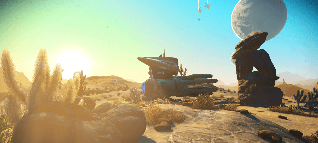 'No Man's Sky' finally delivers the grand adventure we were promised