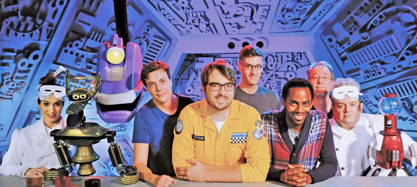 'Mystery Science Theater 3000' cast