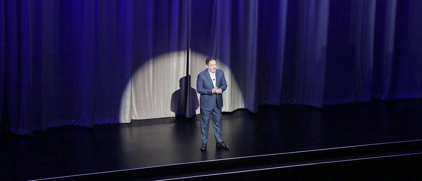Sony boss Shawn Layden