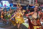 Stunning parade delights spectators in Bolivian capital