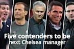 Juve snap up Sarri: Five contenders for the Chelsea job