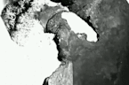 Satellite Tracks Manhattan-Sized Iceberg Moving in Antarctica