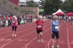 103-Year-Old Woman Sets Record in 50 Meter Dash at National Senior Games