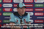Eoin Morgan: Lack of partnerships cost us against Sri Lanka