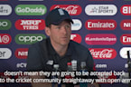 Eoin Morgan: It will take time for cricket community to accept Warner and Smith back