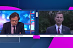 Robert Peston Asks Jeremy Hunt About The Death Of His Sister