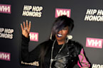 Missy Elliott told to join army