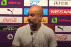 Guardiola confirms Sane to remain at City despite Bayern interest
