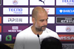 Guardiola plans penalty practice after City's Shanghai shoot-out loss to Wolves