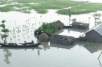 Severe Flooding in Bangladesh Affects Millions