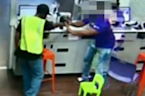 Washington Police Hunt Armed Suspect Who Held Up Metro PCS Store