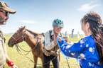 'It's Nothing, You Just Ride 650 Miles': 70-Year-Old Wyoming Man Wins Grueling Mongol Derby