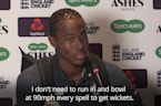 Jofra Archer happy to show he has more than just pace after Ashes 6-45