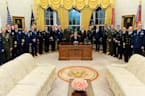 Here's Why The Oval Office Is Oval
