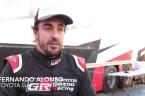 Entrevista a Fernando Alonso - TOYOTA GAZOO Racing