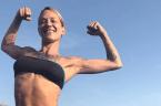 Asia Argento returns to social media with bikini photo