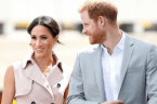 Harry and Meghan won't reveal the name of their dog because it's 'too private'