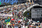 Global Climate Strike Begins In Australia