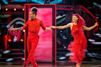 Strictly Shock Sees Dev Depart The Dancefloor | Jive Talking