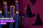 iHaunt: Using tech to terrify with lighting