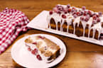 Cranberry Cheesecake Banana Bread Has Everything Going For It