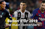 Ballon d'Or 2019: Who are the main contenders?