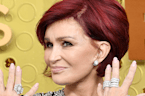 Sharon Osbourne remembers botched facelift: 'I looked like Elvis'