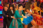 Mike Bushell's Strictly Comes To A Comical End | Jive Talking