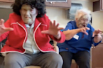 Senior home puts on a killer 'Thriller' performance
