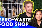 Zero-Waste Food Shop | Sustainability For Beginners