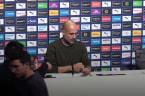 Pep Guardiola speaks out on Tottenham's decision to replace Mauricio Pochettino