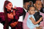 Ariana Grande: John Legends Tochter ist großer Fan