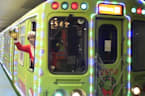 Chicago Christmas train lets you take a ride with Santa Claus